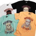 Mosquito Attack Tシャツ one by one clothing