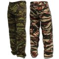 Vent Camo Pants ベージュ one by one clothing