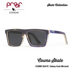 画像1: proof eye wear COSMO SKATE Galaxy Kush Mirrored / Skate Collection ミラーレンズ