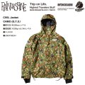 ★RAIN or SHINE★ CIVIL JACKET Camo G.T.X. / Powered by AFD & T.J