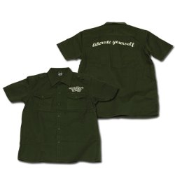 画像1: Military Shirts one by one clothing