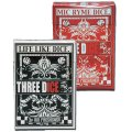 THREE DICE 3p BOX AIR FRESHENER サーフ雑貨