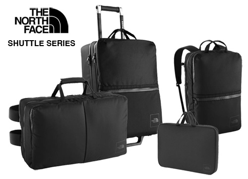 #THE NORTH FACE Shuttle series